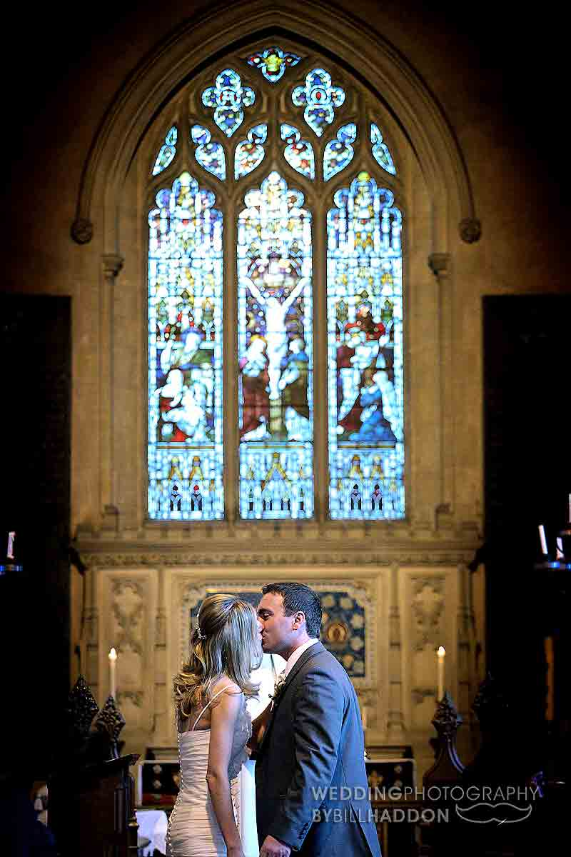 Church wedding leicester