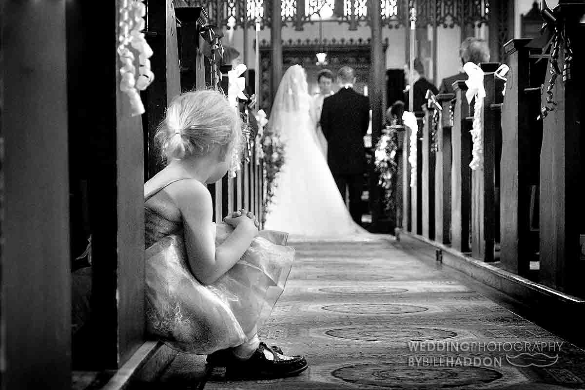 Church wedding leicester