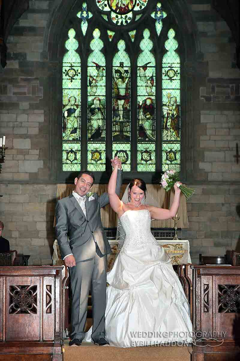 Sutton Bonington wedding