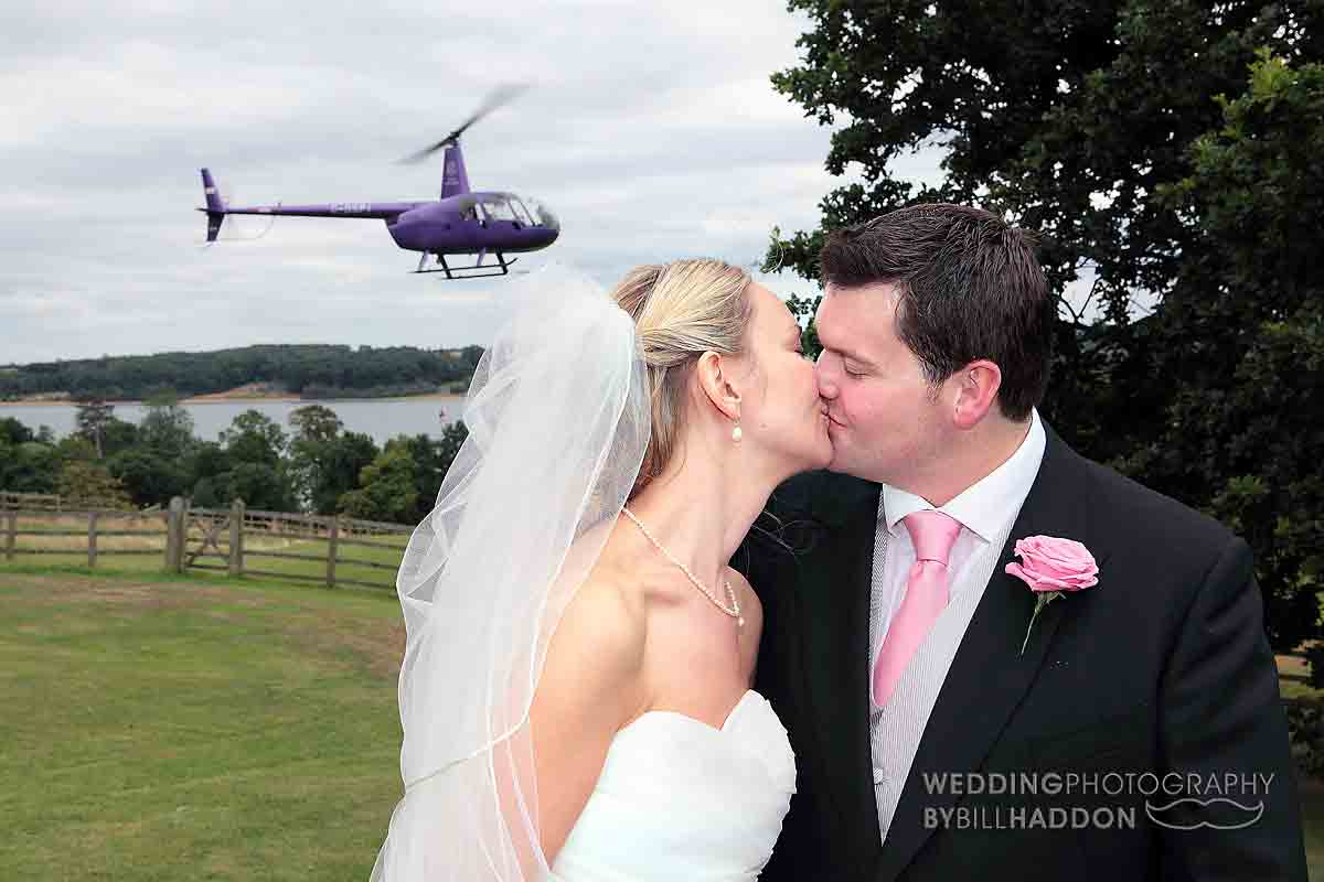 Hambleton Hall wedding