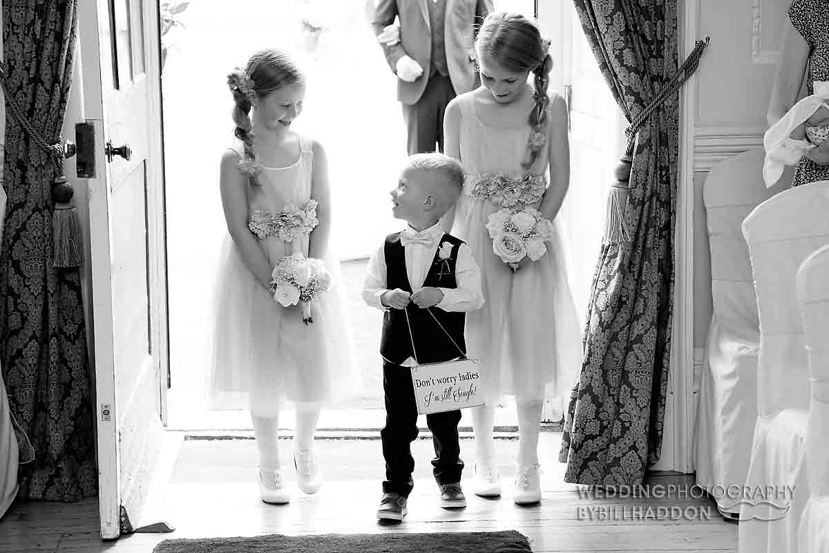 Brooksby Hall weddings