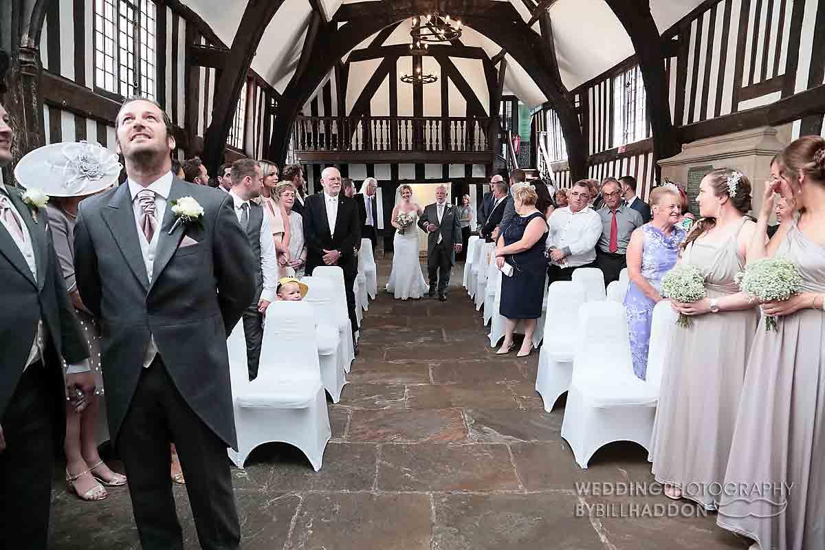 Guild Hall wedding photography