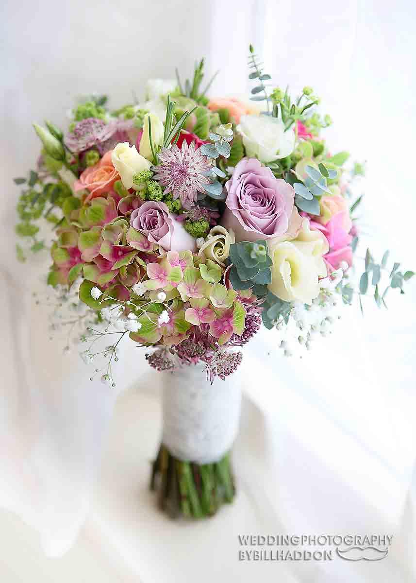 Leicester wedding flowers