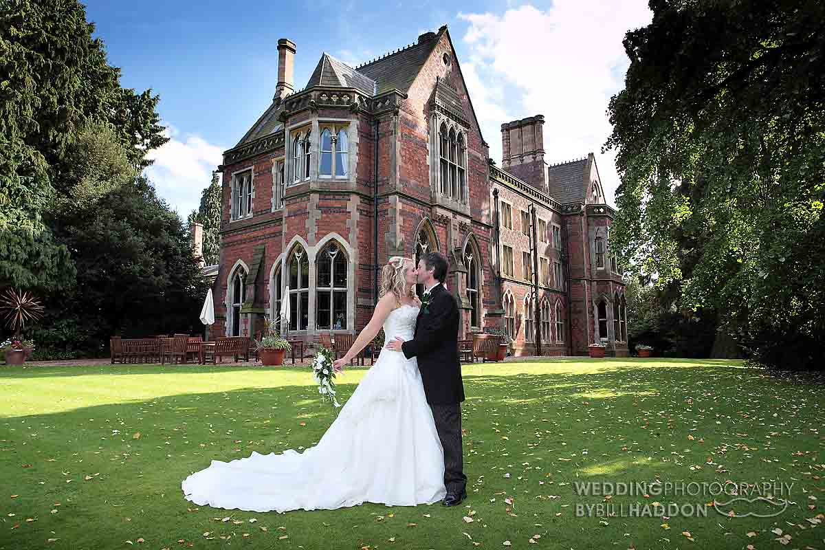 Brownsover Hall wedding