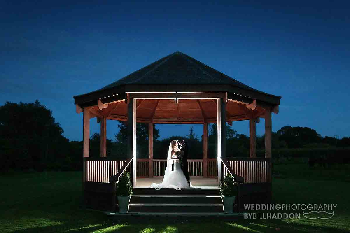 Shearsby Bath wedding Band stand