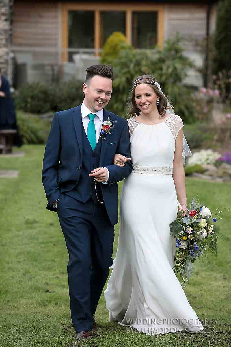 The Old Stables wedding