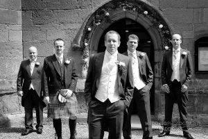 The groom leicester weddings