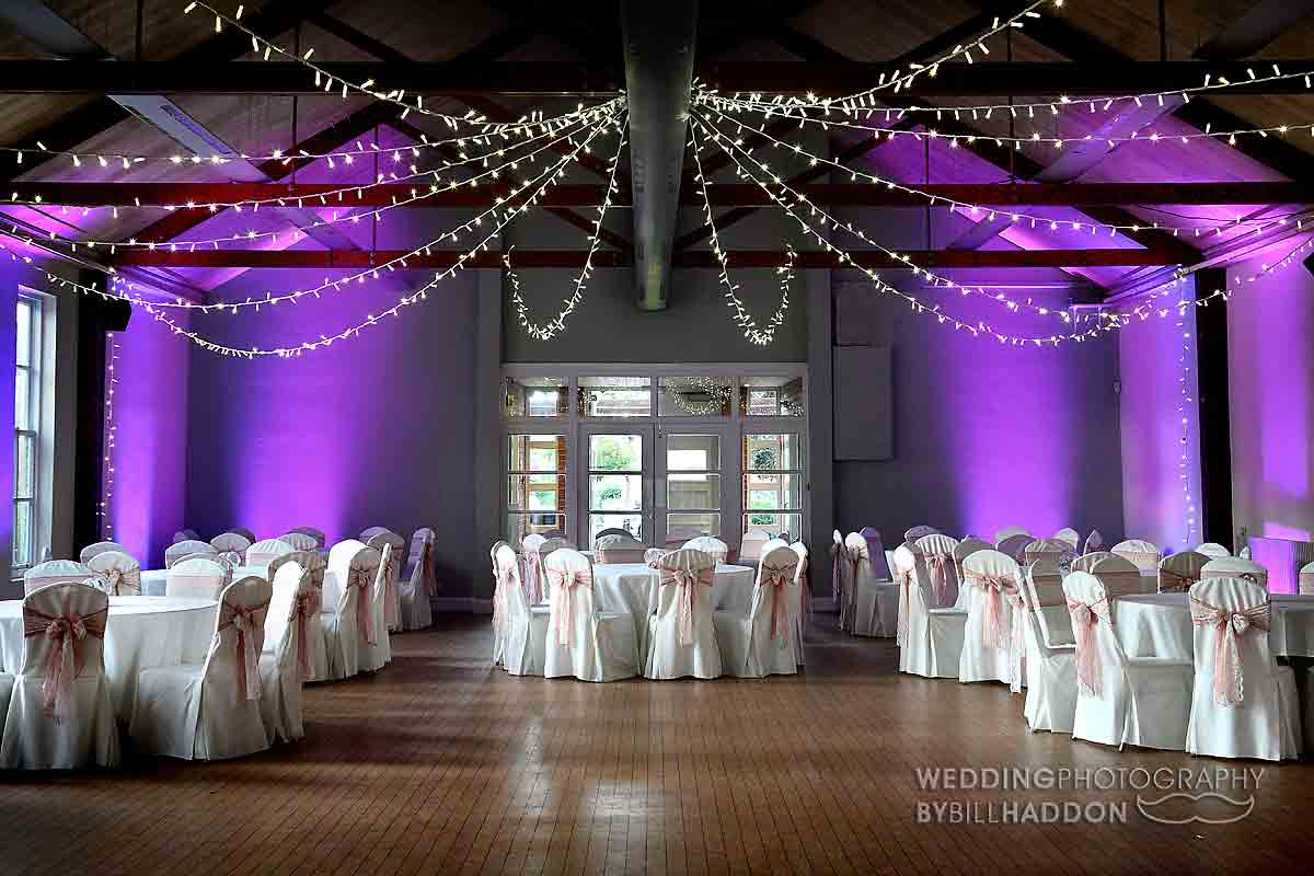 Wedding Decoration Ideas Brooksby Hall